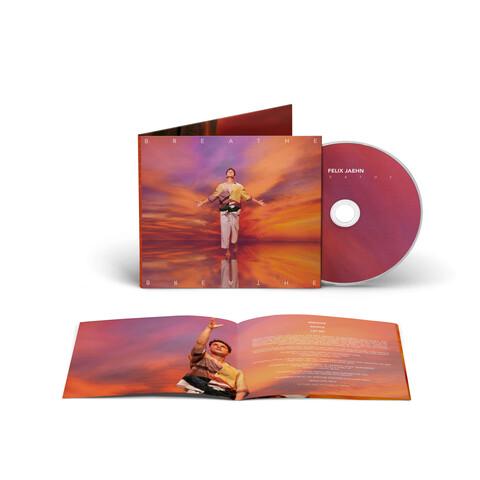 BREATHE by Felix Jaehn - CD - shop now at Felix Jaehn store