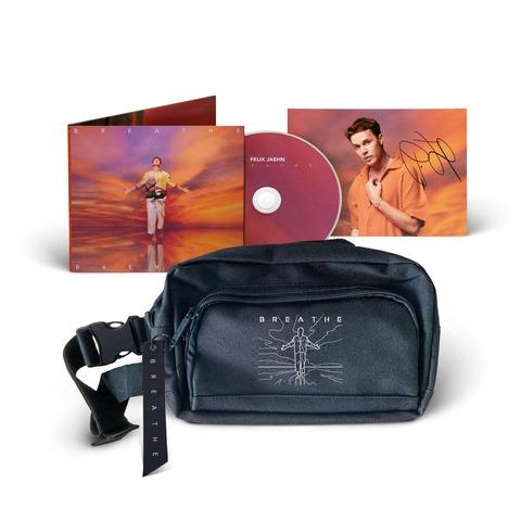 BREATHE (Ltd. Bundle CD + Bag) by Felix Jaehn -  - shop now at Felix Jaehn store